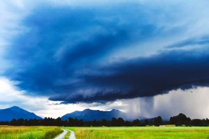 Hail Storm in Denver