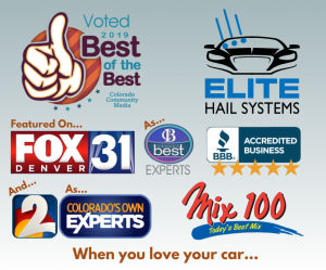 Colorado's Best Auto Hail Damage Repair