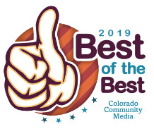 Awarded Best of the Best Hail Repair 2019 by Colorado Community Media