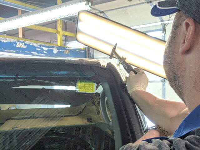 World-class paintless dent removal for hail damage